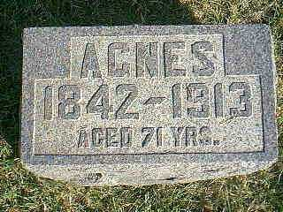 GRIEVES, AGNES - Taylor County, Iowa | AGNES GRIEVES