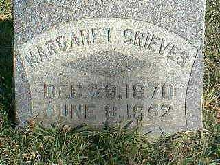 GRIEVES, MARGARET - Taylor County, Iowa | MARGARET GRIEVES