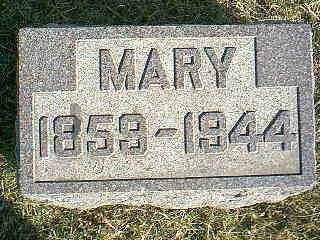 GRIEVES, MARY - Taylor County, Iowa | MARY GRIEVES