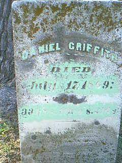 GRIFFITH, DANIEL - Taylor County, Iowa | DANIEL GRIFFITH