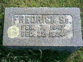 HASS, FREDRICK - Taylor County, Iowa | FREDRICK HASS