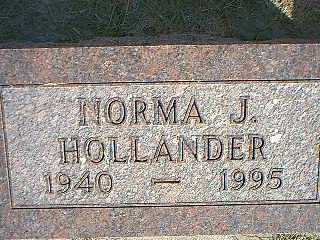 HOLLANDER, NORMA J. - Taylor County, Iowa | NORMA J. HOLLANDER