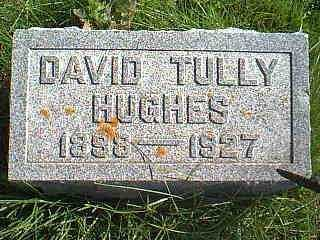 HUGHES, DAVID TULLY - Taylor County, Iowa | DAVID TULLY HUGHES