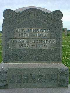 JOHNSON, J.T. - Taylor County, Iowa | J.T. JOHNSON