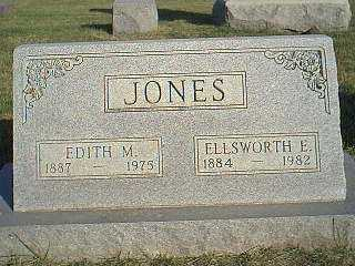 JONES, EDITH M. - Taylor County, Iowa | EDITH M. JONES
