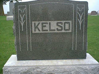 KELSO, FAMILY - Taylor County, Iowa | FAMILY KELSO