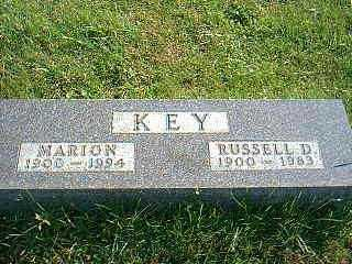 KEY, RUSSELL D. - Taylor County, Iowa | RUSSELL D. KEY