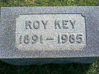KEY, ROY - Taylor County, Iowa | ROY KEY