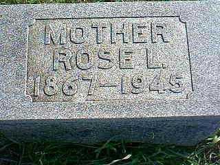 KEY, ROSE L. - Taylor County, Iowa | ROSE L. KEY