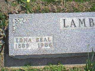 BEAL LAMBLEY, EDNA - Taylor County, Iowa | EDNA BEAL LAMBLEY