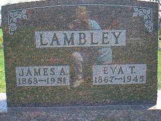 LAMBLEY, JAMES A. - Taylor County, Iowa | JAMES A. LAMBLEY