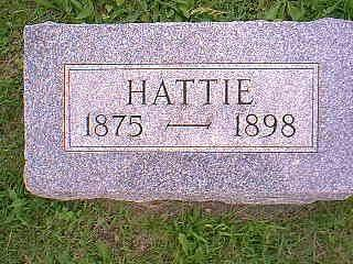 MANKLE, HATTIE - Taylor County, Iowa | HATTIE MANKLE