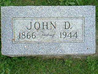 MANKLE, JOHN D. - Taylor County, Iowa | JOHN D. MANKLE