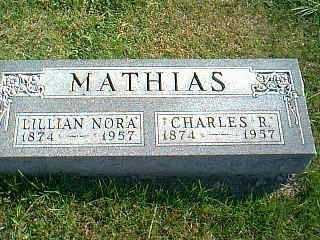 MATHIAS, LILLIAN NORA - Taylor County, Iowa | LILLIAN NORA MATHIAS