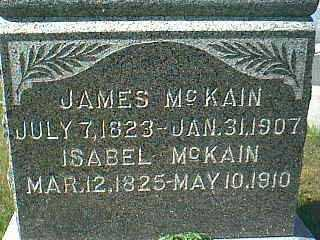 MCKAIN, JAMES - Taylor County, Iowa | JAMES MCKAIN