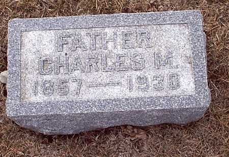 MOHLER, CHARLES M - Taylor County, Iowa | CHARLES M MOHLER