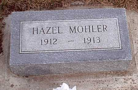 MOHLER, HAZEL - Taylor County, Iowa | HAZEL MOHLER
