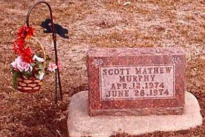MURPHY, SCOTT MATHEW - Taylor County, Iowa   SCOTT MATHEW MURPHY