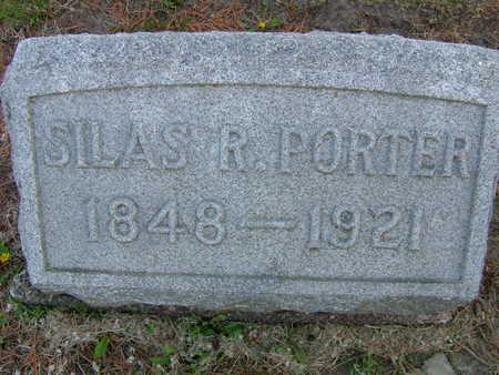 PORTER, SILAS R - Taylor County, Iowa | SILAS R PORTER