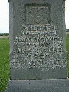 ROBINSON, SALEM G. - Taylor County, Iowa | SALEM G. ROBINSON