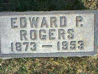 ROGERS, EDWARD P. - Taylor County, Iowa | EDWARD P. ROGERS