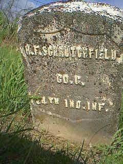 SCHRUTCHFIELD, H.F. - Taylor County, Iowa | H.F. SCHRUTCHFIELD