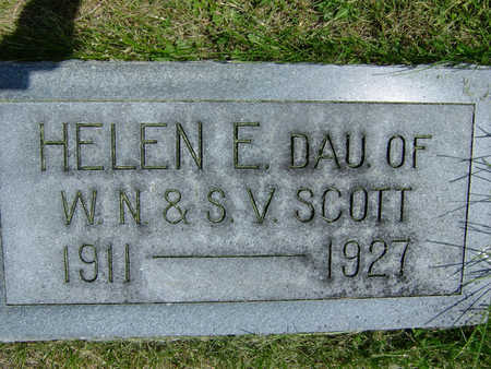 SCOTT, HELEN - Taylor County, Iowa | HELEN SCOTT