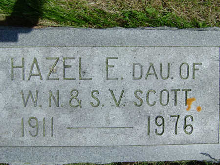 SCOTT, HAZEL - Taylor County, Iowa | HAZEL SCOTT