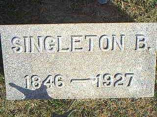 SMITH, SINGLETON B. - Taylor County, Iowa | SINGLETON B. SMITH