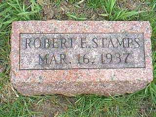 STAMPS, ROBERT E. - Taylor County, Iowa | ROBERT E. STAMPS