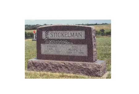 STICKLEMAN, PEARL - Taylor County, Iowa | PEARL STICKLEMAN