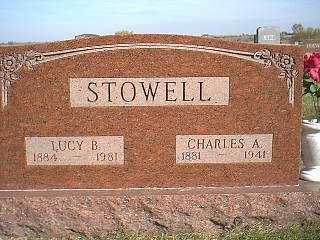 STOWELL, CHARLES A. - Taylor County, Iowa | CHARLES A. STOWELL
