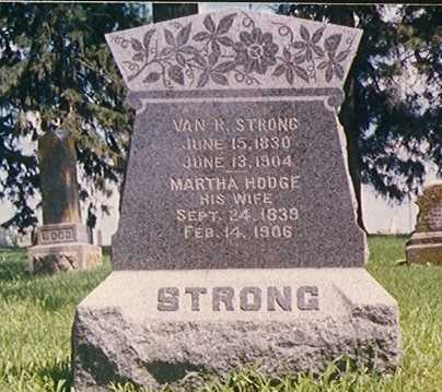 STRONG, MARTHA - Taylor County, Iowa | MARTHA STRONG