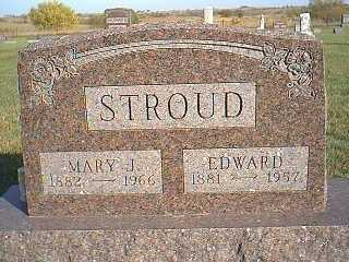 STROUD, MARY J. - Taylor County, Iowa | MARY J. STROUD