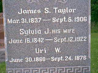 TAYLOR, JAMES S. - Taylor County, Iowa | JAMES S. TAYLOR