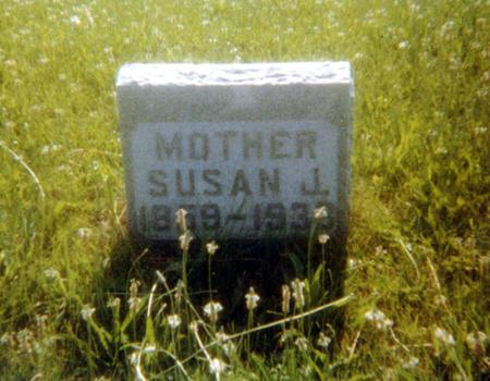WALLACE, SUSAN JANE - Taylor County, Iowa | SUSAN JANE WALLACE