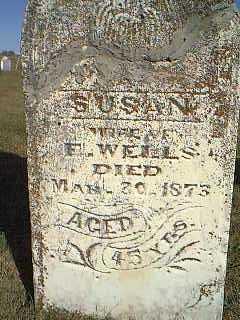 WELLS, SUSAN - Taylor County, Iowa | SUSAN WELLS