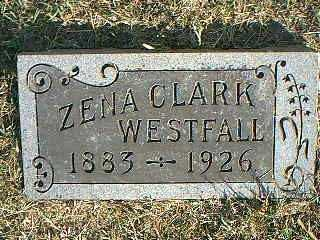 WESTFALL, ZENA - Taylor County, Iowa | ZENA WESTFALL