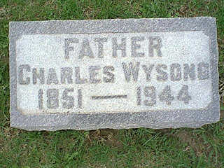 WYSONG, CHARLES - Taylor County, Iowa | CHARLES WYSONG