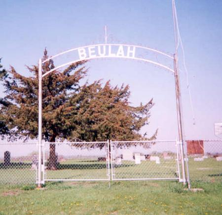 BEULAH, CEMETERY - Union County, Iowa | CEMETERY BEULAH
