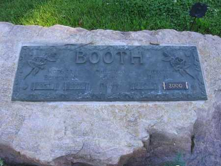 BOOTH, BILL E. - Union County, Iowa | BILL E. BOOTH