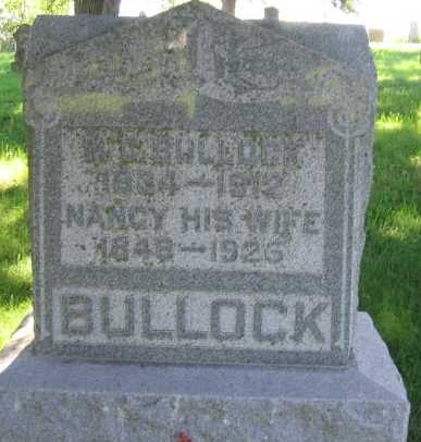 BULLOCK, M. C. - Union County, Iowa | M. C. BULLOCK