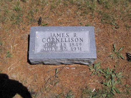 CORNELISON, JAMES R. - Union County, Iowa | JAMES R. CORNELISON