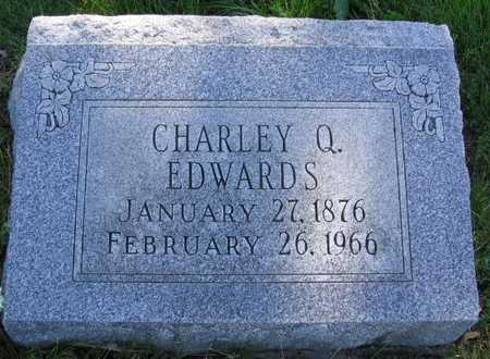 EDWARDS, CHARLEY Q. - Union County, Iowa | CHARLEY Q. EDWARDS