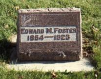 FOSTER, EDWARD - Union County, Iowa | EDWARD FOSTER
