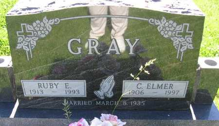 GRAY, RUBY E. - Union County, Iowa | RUBY E. GRAY