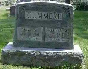 GUMMIER, REUBEN M. - Union County, Iowa | REUBEN M. GUMMIER