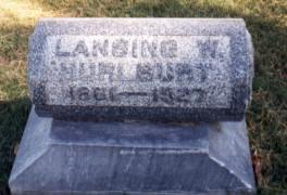 HURLBURT, LANSING WESLEY - Union County, Iowa | LANSING WESLEY HURLBURT