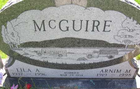 MCGUIRE, ARNIM - Union County, Iowa | ARNIM MCGUIRE