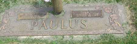 PAULUS, GLEN - Union County, Iowa | GLEN PAULUS